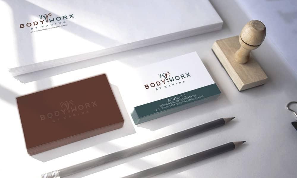 BodyWorx by Karina Stationery System