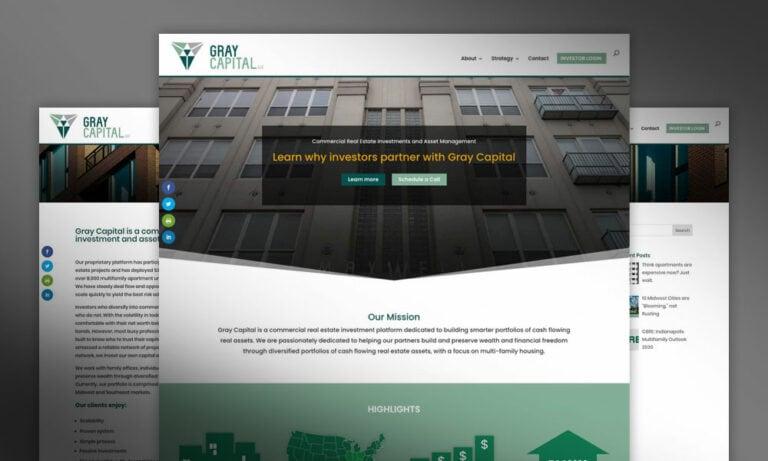Gray Capital Website