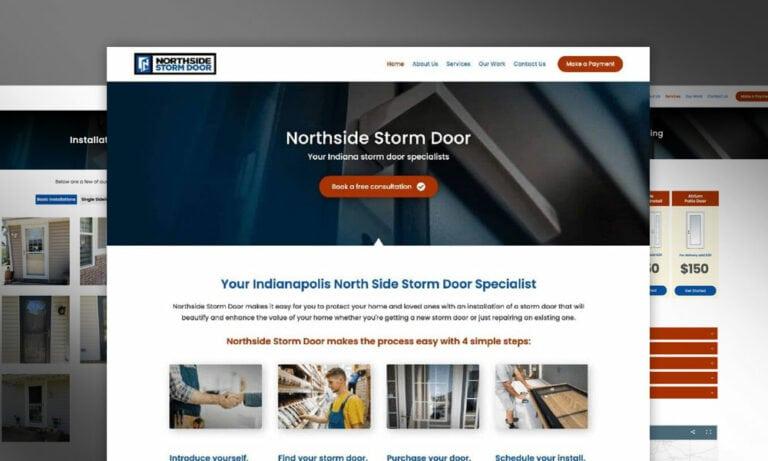 Northside Storm Door Website